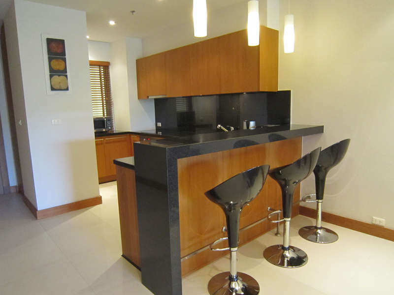Kitchen - condominium Black Mountain Golf