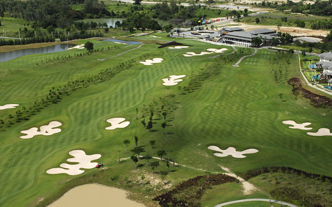 Black Mountain Golf Resort Hua Hin
