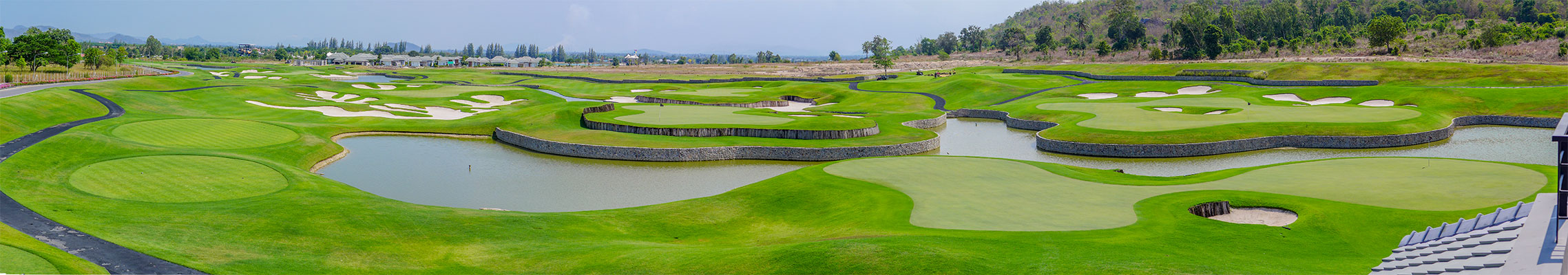 PAR 3 Black Mountain Golf Hua Hin